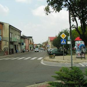 gmina Kłodawa, lubuskie