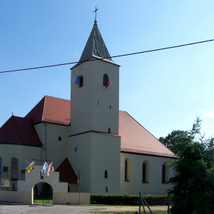 gmina Przewóz, lubuskie