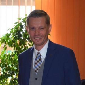 Przemysław Bożek - kandydat na prezydenta w miejscowości Głogów w wyborach samorządowych 2018