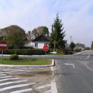 gmina Borzechów, lubelskie