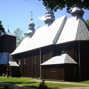gmina Hanna, lubelskie