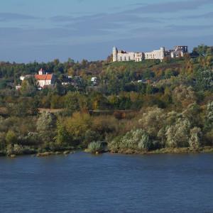 gmina Janowiec, lubelskie