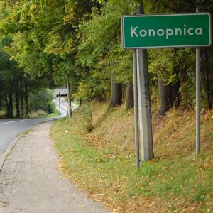 gmina Konopnica, lubelskie