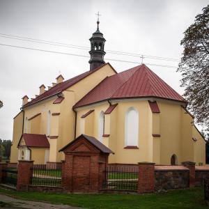 gmina Potok Wielki, lubelskie