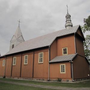 gmina Rossosz, lubelskie