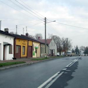 gmina Nowa Brzeźnica, łódzkie