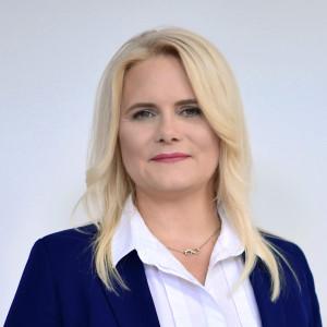 Magdalena Marszałek - burmistrz w: Tuchów
