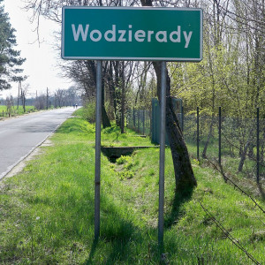 gmina Wodzierady, łódzkie