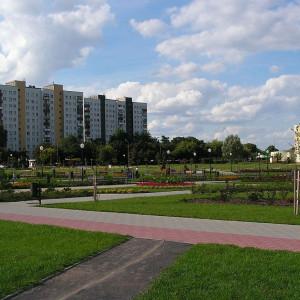 powiat głogowski, dolnośląskie