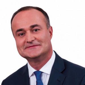 Milan Ušák - burmistrz w: Siechnice