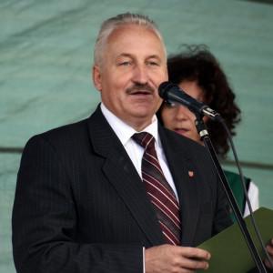 Gustaw Brzezin - marszałek w: warmińsko-mazurskie