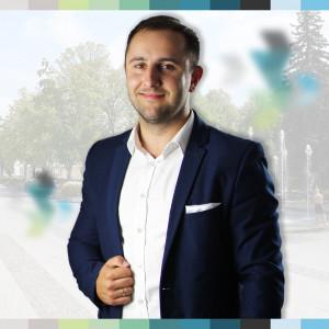 Patryk Marjan - kandydat na prezydenta w miejscowości Bełchatów w wyborach samorządowych 2018