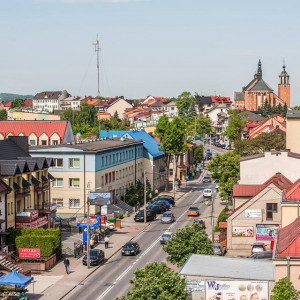 powiat proszowicki, małopolskie