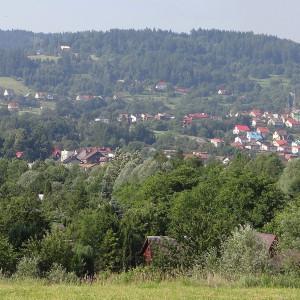 powiat suski, małopolskie