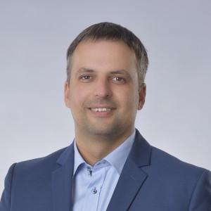 Marcin Garsztka - kandydat na radnego w: ostrzeszowski