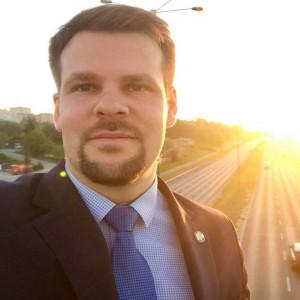Michał Drewnicki - radny w: Kraków