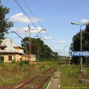 gmina Parysów