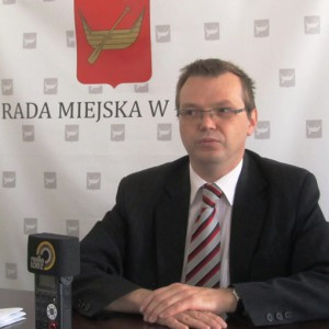 Krzysztof Stasiak - radny w: Łódź