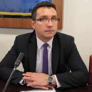 Kamil Jeziorski - radny w: Łódź