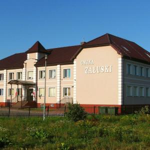 gmina Załuski