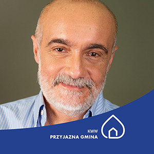 Jacek Gorzkowski - kandydat na radnego w: Michałowice
