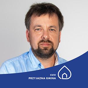 Marek Ożóg - kandydat na radnego w: Michałowice