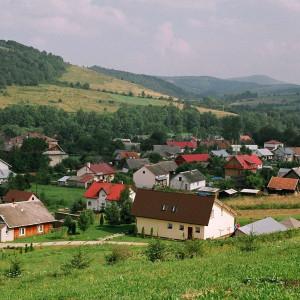 gmina Baligród, podkarpackie