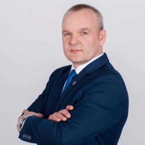 Leszek Majczyna - kandydat na radnego w: płocki