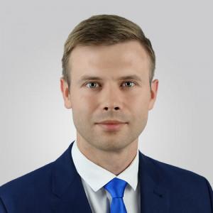 Krystian Grela - radny w: Żarnowiec