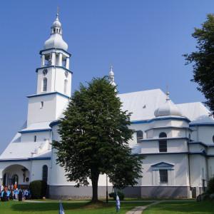 gmina Tarnowiec, podkarpackie