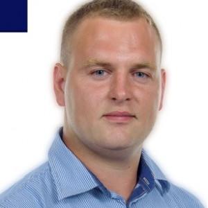 Marcin Biliński - radny w: Namysłów