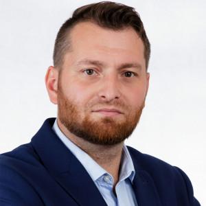 Łukasz Zmarzły - radny w: Bierutów