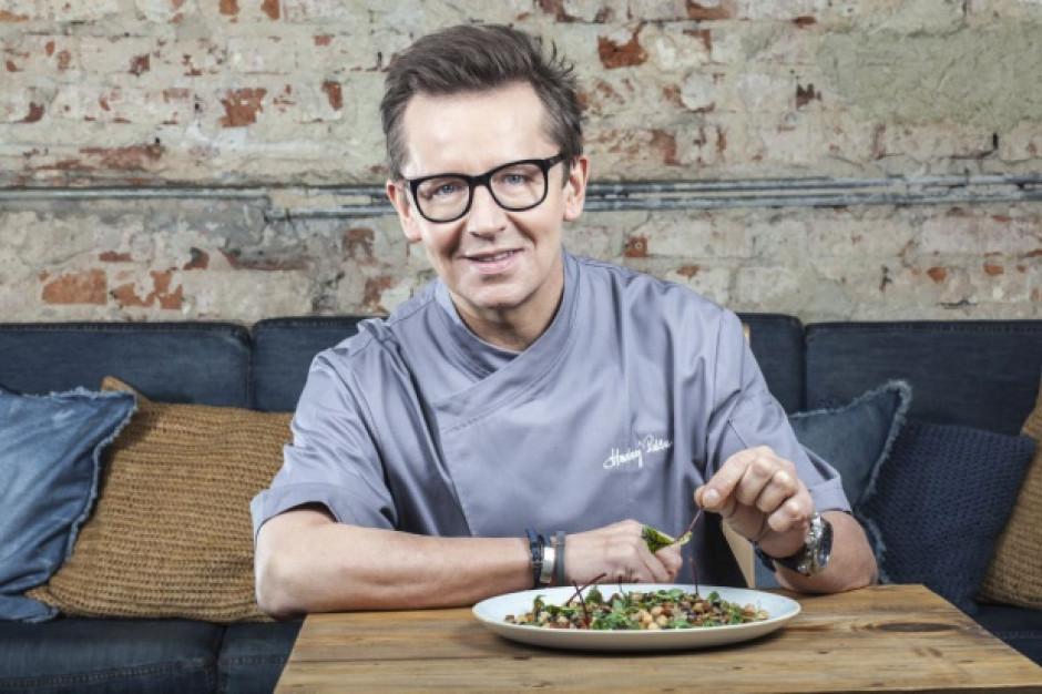 Andrzej Polan - Szef kuchni, autor książek kulinarnych, prezenter TV,  - sylwetka osoby z branży HoReCa