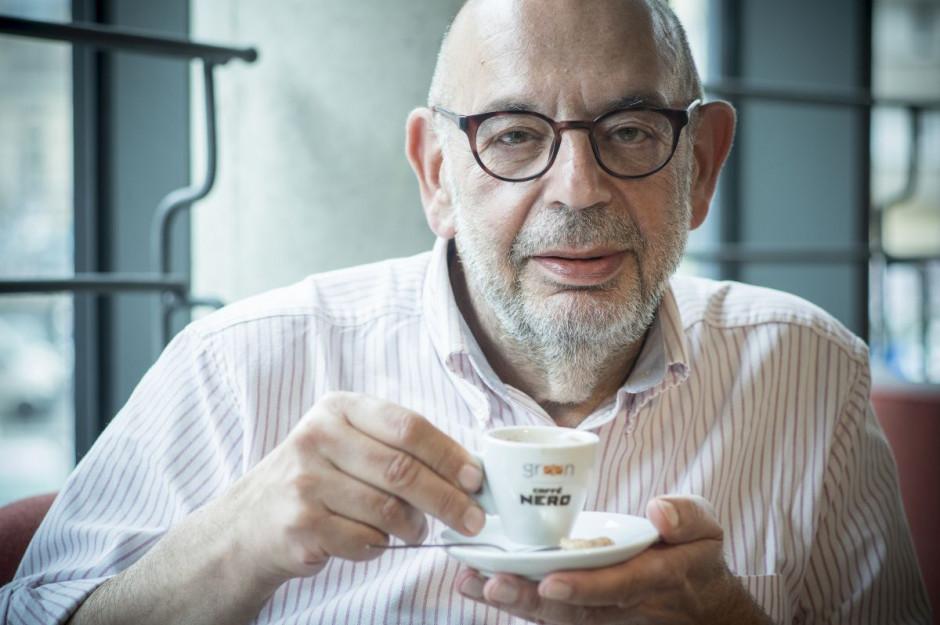 Adam Ringer - Prezes Green Caffe Nero,  - sylwetka osoby z branży HoReCa