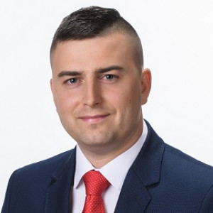 Sebastian Dziębowski - radny w: Zabrze
