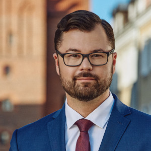 Łukasz Łukaszewski - radny w: Olsztyn