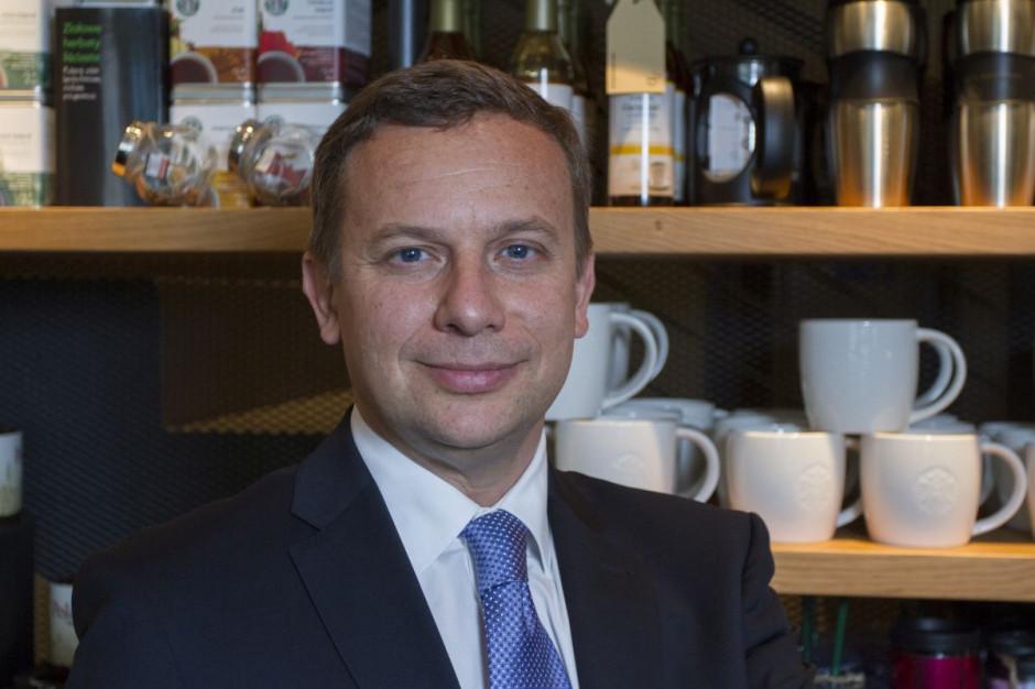 Adam  Mularuk - Brand President, Starbucks - sylwetka osoby z branży HoReCa