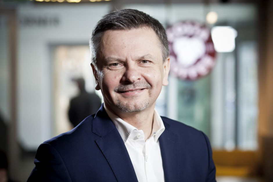 Andrzej  Jackiewicz - Dyrektor zarządzający , Costa Coffee Europa - sylwetka osoby z branży HoReCa