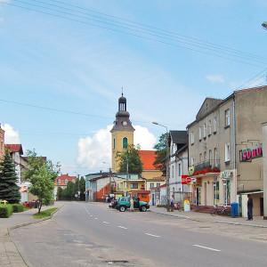 gmina Lubichowo, pomorskie