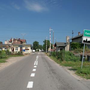 gmina Łęczyce, pomorskie