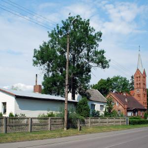 gmina Ostaszewo, pomorskie