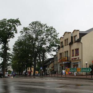 gmina Sierakowice, pomorskie