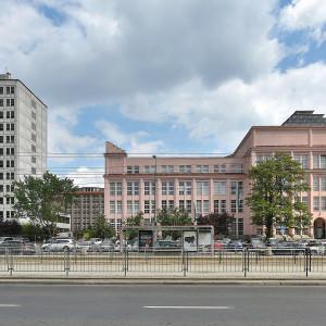dzielnica m. st. Warszawy Mokotów