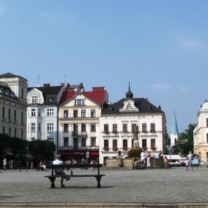 powiat cieszyński, śląskie