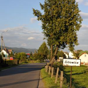 gmina Gilowice, śląskie
