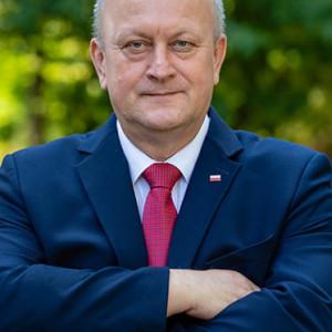 Marek Maciejasz - kandydat na radnego w: Człopa