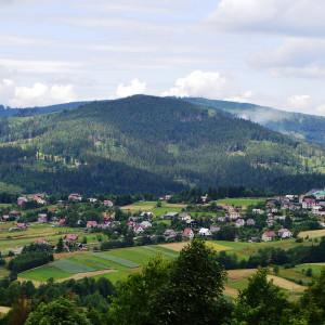 gmina Istebna, śląskie