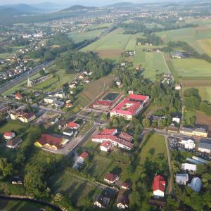 gmina Jasienica, śląskie