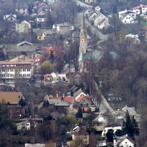 gmina Kozy, śląskie