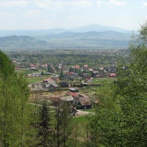 gmina Lipowa, śląskie